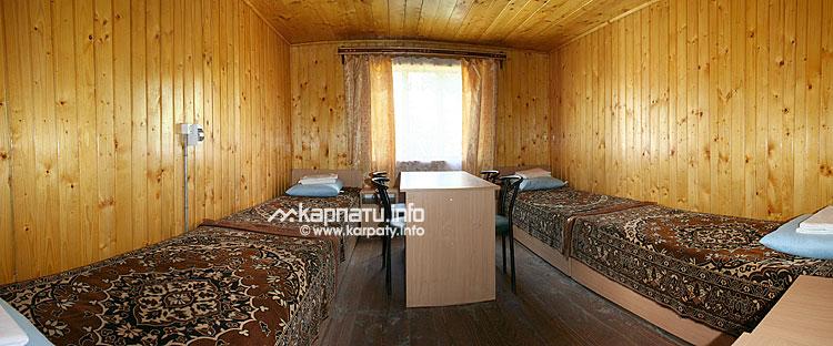 Дитячий туристичний табір трембіта
